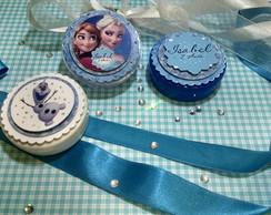 Latinha 3d personalizada Frozen