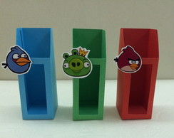 Porta Confete Angry Birds