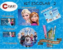 Kit Escolar Personalizado