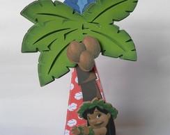 Caixinha cone- Lilo e Stitch