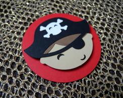 Tag Pirata - 5cm