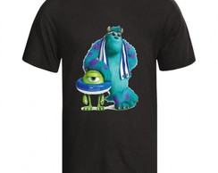 Camiseta Monstro S.A Sulley e Mike 753