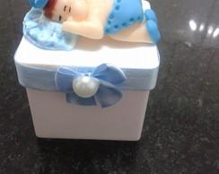 Lembrancinha de maternidade menino