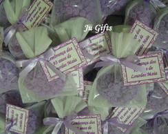 Sabonete Cora��o de Flores