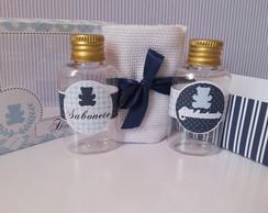 kit higiene toalha,sabonete e hidratante