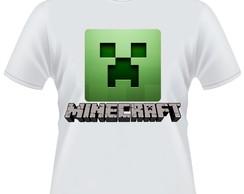 Camiseta Minecraft 4