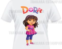 Camiseta Dora e Amigos 1