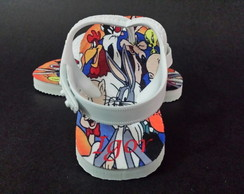 Chinelo Infantil Looney Tunes