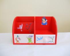 Kit Escrit�rio Infantil - MDF