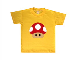 Camiseta ou Body Toad Super M�rio