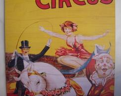 Placas Vintage King em Mdf Hard 00002-PG