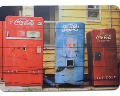 Placas Vintage King em Mdf Hard 8181-PG