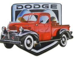 Placas Vintage King em Mdf Hard 8215-PGR