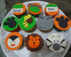 Cupcake Do Madagascar
