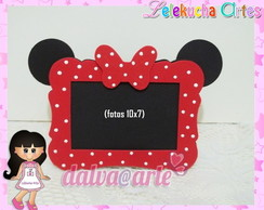 Porta Retrato Minnie 10x7