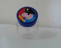 Baleiro Mini George Pig Pirata