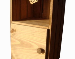 Mesinha de cabeceira com 1 porta