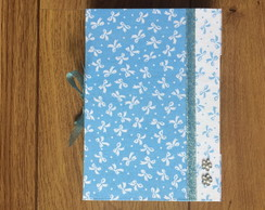 �LBUM/CADERNO COSTURA LONGSTITCH