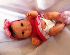 Bebe Reborn Molde Ana Carolina