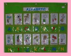 Painel do Alfabeto