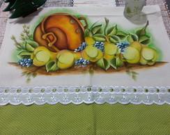 Guardanapo Flores e Frutas 2