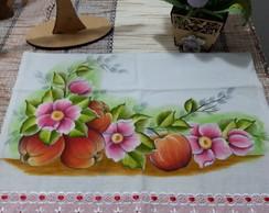 Guardanapo Flores e Frutas 3