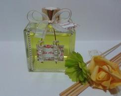 Cubo Aromatizador+Flor EVA-350ml