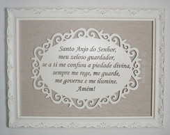 Porta maternidade Santo Anjo