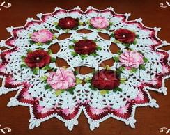 Centro de mesa flor Crista de Galo.