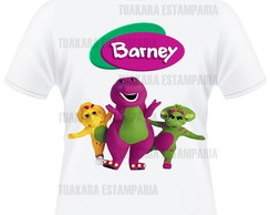 Camiseta Barney