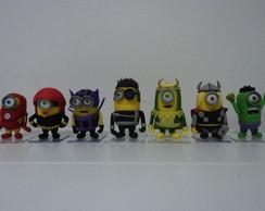 Minions Vingadores - Completo