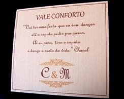 VALE CONFORTO - VALE CHINELO