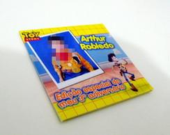 Capa Para Pirulito Toy Story