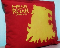 Almofada - Game of Thrones (Lannister)