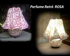 Ecolamp Perf.retr�ROSA AROMADIFUSOR