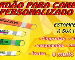 Cord�o Personalizado p/ caneca de chopp