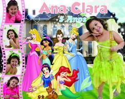 Banner de Parede - As Princesas