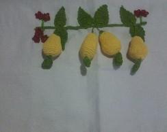 panos de prato frutinhas