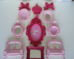 Kit Princesa 12 pe�as