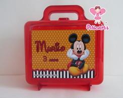Maleta Acr�lico Mickey 04