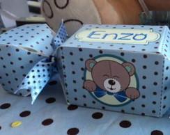 Caixa Bombom - Ursinho(a)