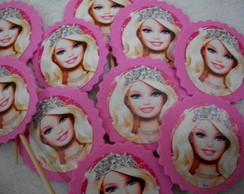 Topper da Barbie (10 unids.)