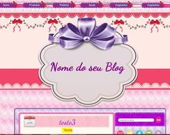 Template para blog Personalizado