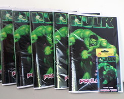 Kit Colorir hulk