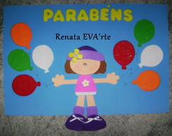 Painel Anivers�rios do m�s