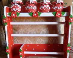 porta condimentos de biscuit