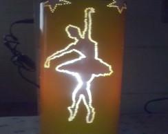 Abajur Bailarina