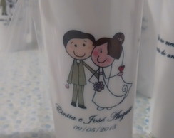 Copo Long Drink Casamento 375 ml