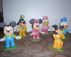 Kit disney baby pe�as de mesa