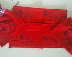 Kit para Maternal Bordado